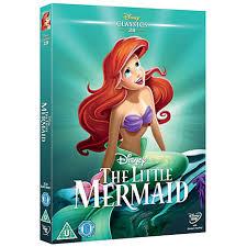 mermaid dvd