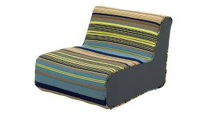 Upholstery Outdoor Furniture by Nomad Outdoor Lounge In Urban Stripe Upholstery New Year New