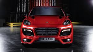 porsche cayenne 2016 colors 2016 techart magnum based on porsche cayenne caricos com