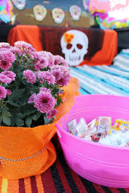day of the dead trunk or treat ideas child at heart blog