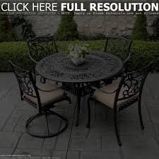 Wrought Iron Patio Dining Set - wrought iron patio dining chairs patio decoration