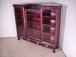 large bookcase with glass doors view mahogany bookcase with glass doors images home design lovely