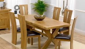 Oak Dining Room Table And 6 Chairs Stunning Oak Dining Room Table And 6 Chairs 16 For Cheap Dining