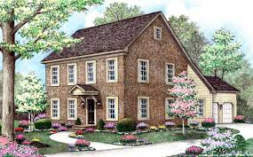 Build Small Saltbox House Plans by House Plan 64402 At Familyhomeplans Com