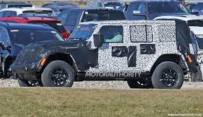 jeep wrangler pickup black 2018 jeep wrangler specs leak full time 4wd available