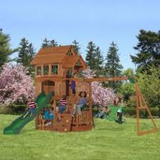 Amazon Backyard Playsets by Swings Backyards And Wooden Swings On Pinterest