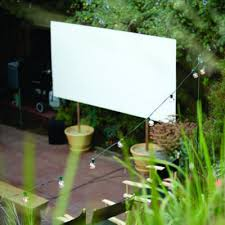Backyard Projector How To Throw A Backyard Movie Date Night