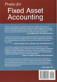 fixed asset accounting fourth edition steven m bragg