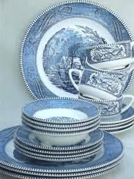 blue white dinnerware dinner plates sale bezoporu info