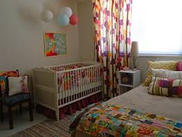 easy colorful baby room decorating ideas with nice colorful
