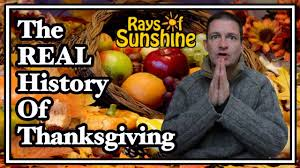 thanksgiving uncategorized the real story of thanksgiving