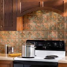 Fasade Kitchen Backsplash Fasade Backsplash Fleur De Lis In Copper
