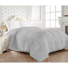 Hotel Grand Down Alternative Comforter Bed U0026 Bedding Anew Edit Down Alternative Comforter In Grey For