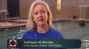 kathleen mcmordie u2013 infant aquatics and water safety expert
