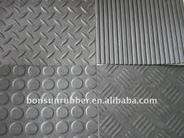 tappeti di gomma per auto 3mm a 6mm antiscivolo vari design tappeto di gomma auto buy