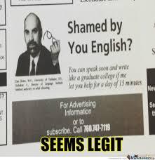Meme Speak - y u no speak good english by unknownjedi meme center