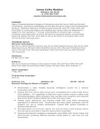 bi developer resume 4 sql resumes resume cv cover letter uxhandy com