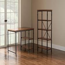 linon home decor bar stools linon home decor austin black and ash open bookcase 862255ash01u
