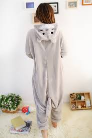 Totoro Halloween Costume Pyjama Jumpsuit Picture Detailed Picture Totoro