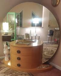 Upcycled Vanity Table Mirror My Antique Furniture Collection