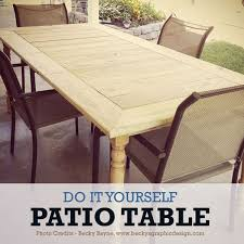 Build Your Own Wooden Patio Table by 20 Best Wood Furniture Images On Pinterest Diy Home And Wood