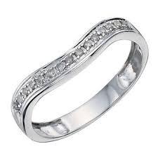 Difference Between Engagement Ring And Wedding Ring by Ladies Wedding Rings H Samuel