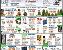 hobby lobby black friday 2017 deals sale ad