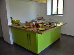 meuble cuisine vert pomme meuble de cuisine vert pomme idée de maison et déco