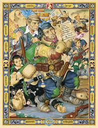 arthur szyk haggadah ink and blood review of books