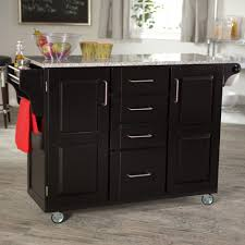 mobile kitchen island marble top beautiful brockhurststud com