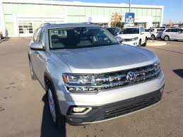 volkswagen atlas silver new volkswagen for sale in calgary ab south centre vw