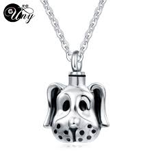 ashes pendant uny trendy stainless steel dog pet urn ashes pendant perfume