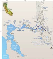 san francisco delta map scientific support for adaptive management in the sacramento san