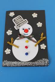 easy christmas card ideas christmas lights decoration
