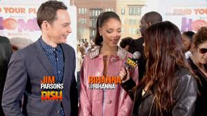 film terbaru rihanna rihanna jim parsons battle over who has more star power youtube