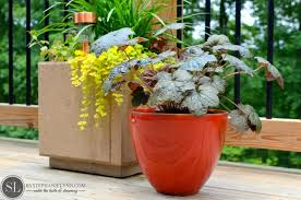 how to drill drainage holes in ceramic flowerpots and planters