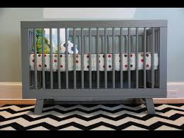 Babyletto Hudson 3 In 1 Convertible Crib by Little Leo U0027s Nursery Project Nursery