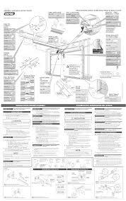 Garage Door Openers Review by Garage Linear Garage Door Opener Manual Home Garage Ideas