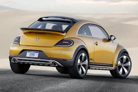 2014 volkswagen beetle reviews and 2014 detroit auto show vw beetle dune concept motoring middle