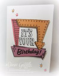 marquee messages it u0027s your birthday card with window sheet