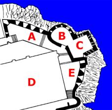 Dartmouth Floor Plans Dartmouth Castle Wikipedia