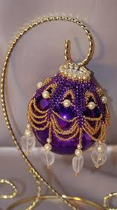 best 25 purple ornaments ideas on