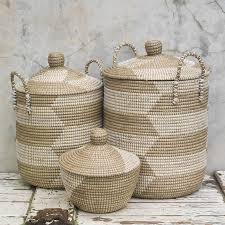 lovely cinas laundry baskets with lids black recycled paper