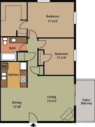 Floor Plans For 2 Bedroom Apartments 2 Bedroom Apartments For Rent In Lansing Mi Devonshire On Canal