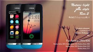 themes nokia asha 308 download jolla style rev 2 theme asha 309 311 full touch asha 305 theme