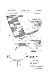 Original Charles Eames Chair Design Ideas Eames Aluminum Group Chair Original Patent Eames Spotting