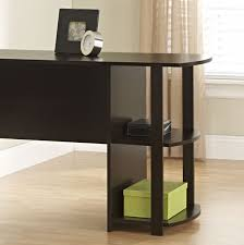 L Shaped Desk Dimensions by 100 Mainstays L Shaped Desk Bush Cabot Collection
