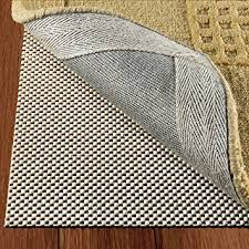 amazon com non slip rug pad size 2 x10 for runner rugs on