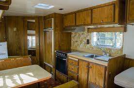 Trailer Kitchen Cabinets Kitchen High Gloss Paint For Kitchen Cabinets Airstream Trailer