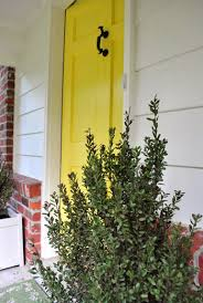 how to paint your front door young house love
